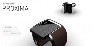 Samsung Proxima Watch Concept