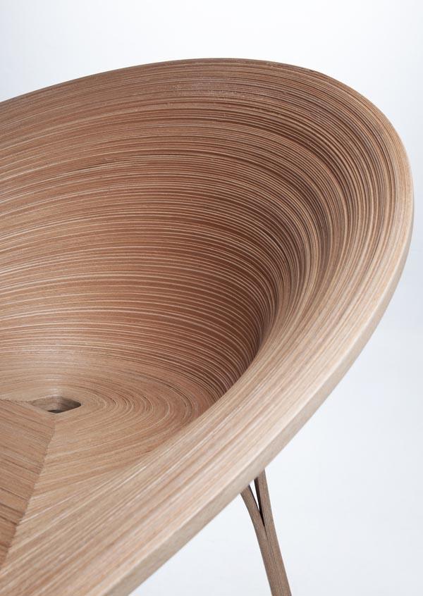 Tamashii Dining Chair   Interior Design By Anna Štěpánková Tamashii Dining  Chair By Anna Štěpánková   Details