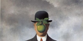 The Son of Man by René Magritte