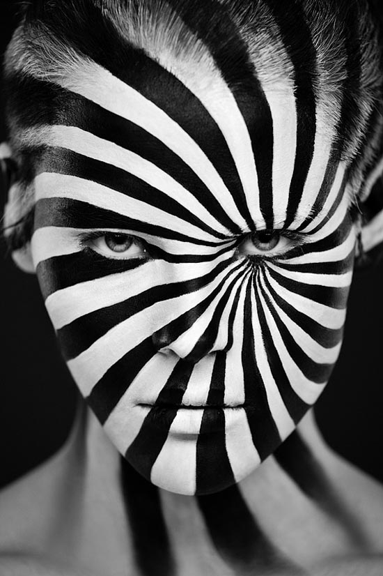 Weird Beauty - Black and White Photography by Alexander Khokhlov