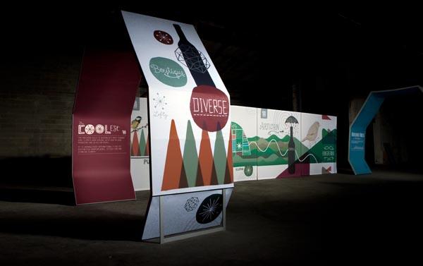 Adelaide Hills Wine Region - Rebranding by Voice