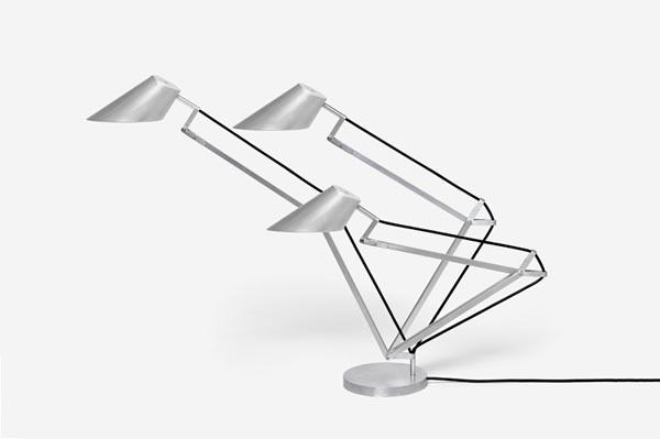 Alumen Design Lamp by Simon Frambach