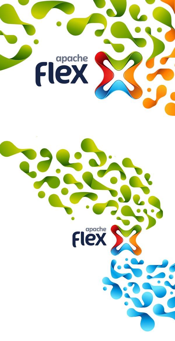 Apache Flex - Banding Concept by Fuse Collective