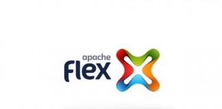 Apache Flex - Logo Design by Adrian Knopik