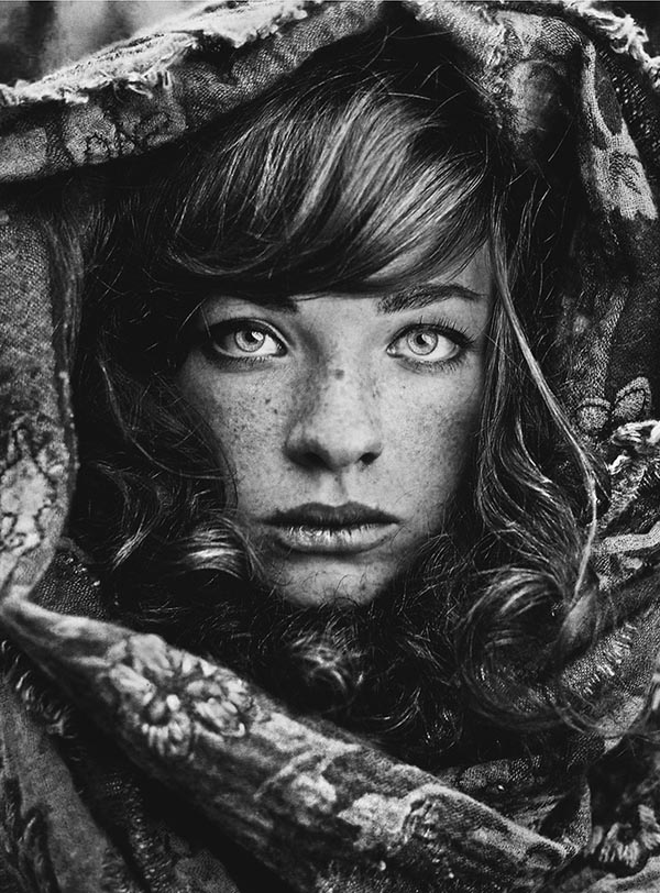 Amazing Black And White Portrait Photography
