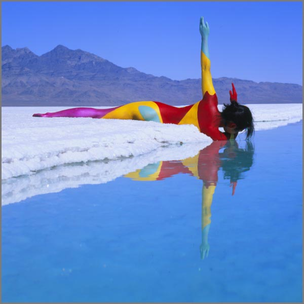 Colorful Bodyscapes by Jean-Paul Bourdier
