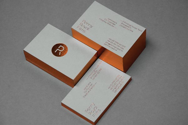 Computer Arts Profile By Alphabetical Studio Business Cards