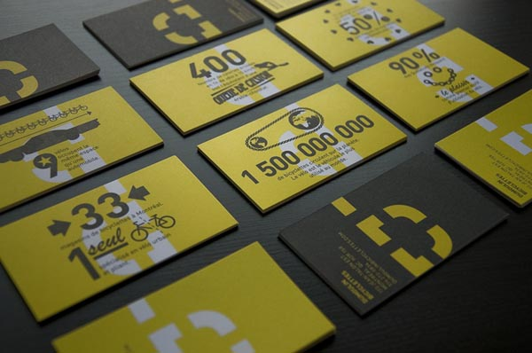 Dumoulin Bicyclettes – Visual Identity Design by Sebastien Bisson