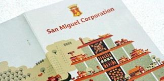 Editorial Illustrations for San Miguel Corporation by Inksurge