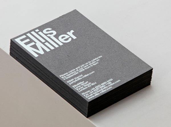 ellis miller architects identity design by cartlidge levene. Black Bedroom Furniture Sets. Home Design Ideas