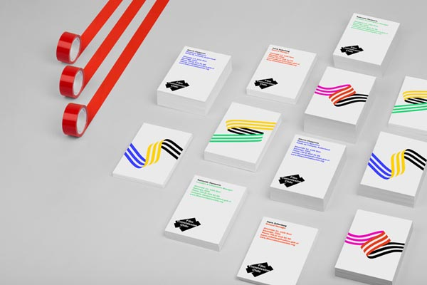 Commission Chile - Visual Identity Design by Hey Studio
