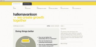 HallemaVanLoon Website - Web Development by Mauva