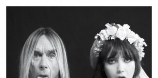 Iggy Pop and Daisy Lowe Photographed by Mathieu César for ELEVEN PARIS - Fall Winter Campaign 12 - 13