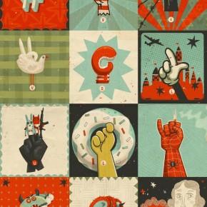 Award-Winning Illustrations by Steve Simpson