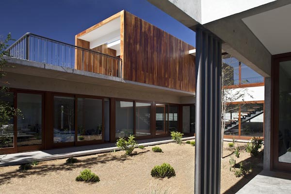 La Dehesa House in Lo Barnechea, Chile