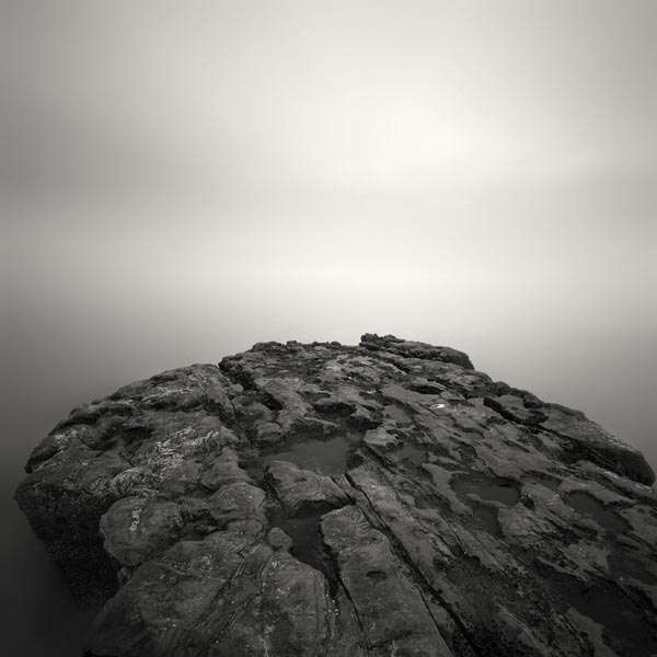 Long Exposure Photography - Rock by Nathan Wirth