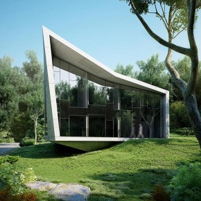 The Edge House by STARH Stanislavov Architects