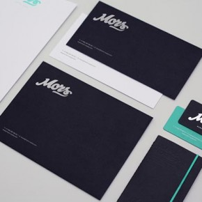 Mors - Visual Identity Design by Alexey Malina