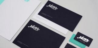 Mors - Identity and Stationery Design by Alexey Malina