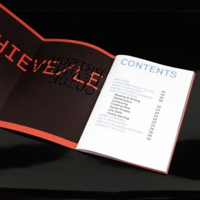 Motherwell College Prospectus - Design by Graphical House