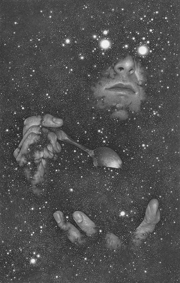 Nebula - Illustration Art by Boris Pelcer