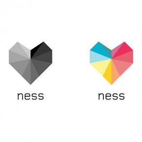 Ness Identity and Strategy by Moving Brands
