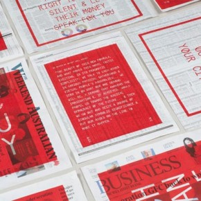 Graphic Design Examples by Luke Robertson