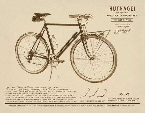 Old Vintage Style Bicycle Ad by Caleb Owen Everitt