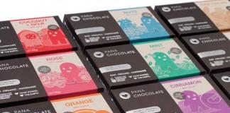 Pana Chocolate - Packaging Design by Porsha Marais