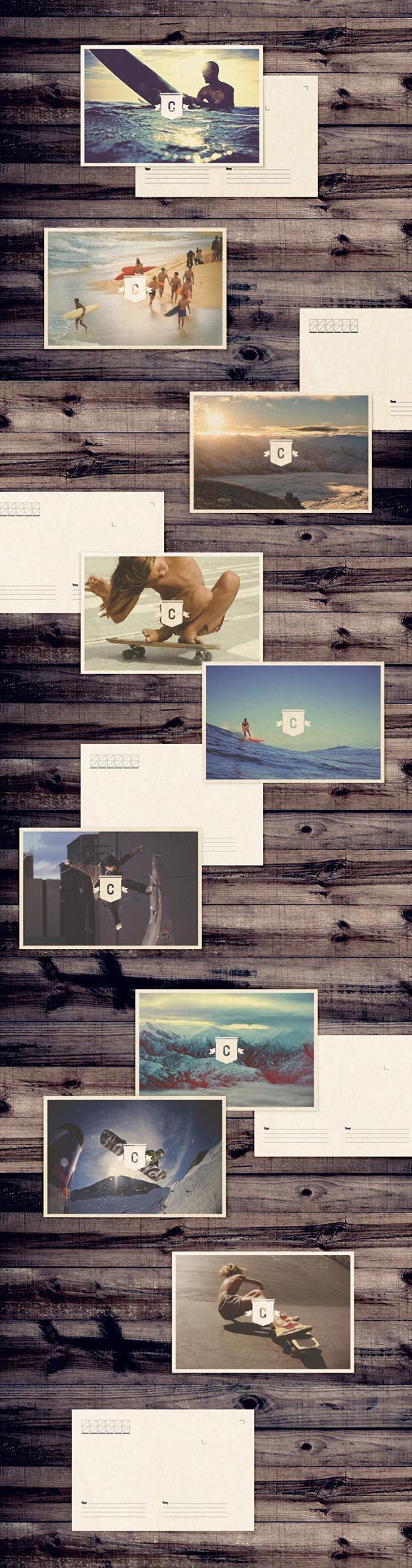 Identity Imaging by Pavel Ripley for Russian Boardshop Skvot