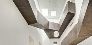 Design Republic Qingpu - Showroom for Avant Garde Furniture Retailers by Design Collective Neri & Hu
