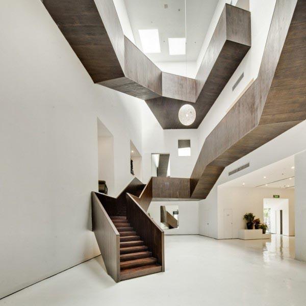 Design republic qingpu by design collective neri hu for Avant garde interiors
