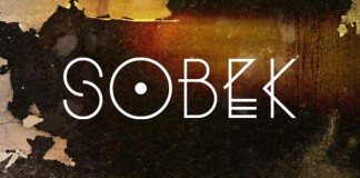 Sobek - Experimental and Futuristic Font