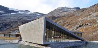 Trollstigen Mountain Lodge in Norway by Reiulf Ramstad Architects