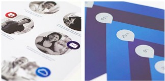 White Pages Identity - Art Direction by Josip Kelava