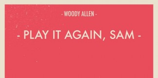 Play It Again, Sam - Woody Allen Movie Posters by Giulio Mosca