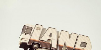 3D Typography by Chris LaBrooy