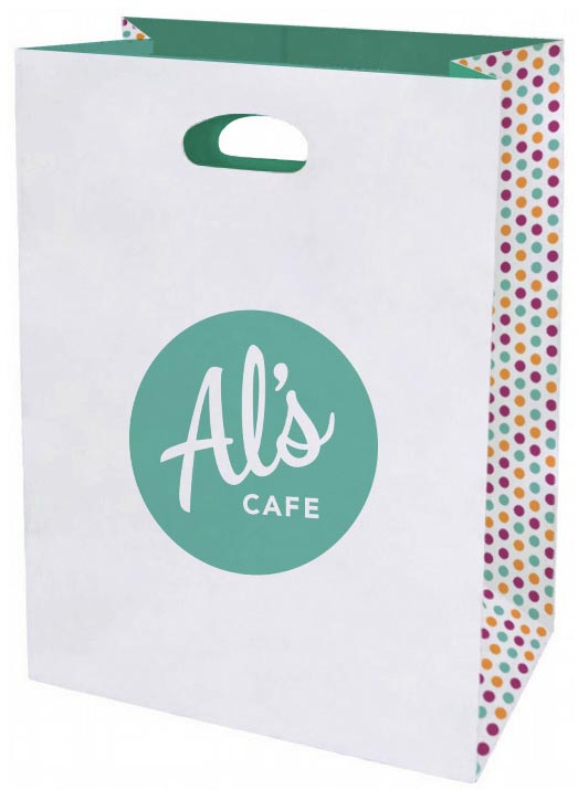 Al's Cafe Packaging Design by Brittany Hayes