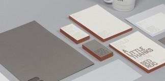 Bedroc Identity Design by Perky Bros LLC