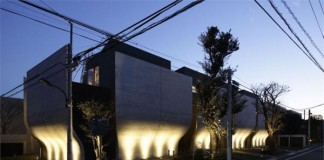 Breeze House in Tokyo Japan by Artechnic