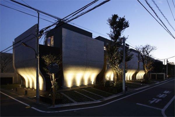 Breeze House in Tokyo Japan by Artechnic