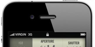 Canon Camera Remote App Concept by Jeremey Fleischer for iPhone
