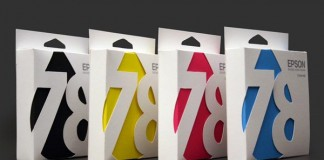 Epson ink cartridge Package Design Concept by Ali Prater