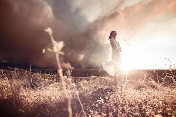 Flight No 203 - Dreamlike Photography by Cole Rise