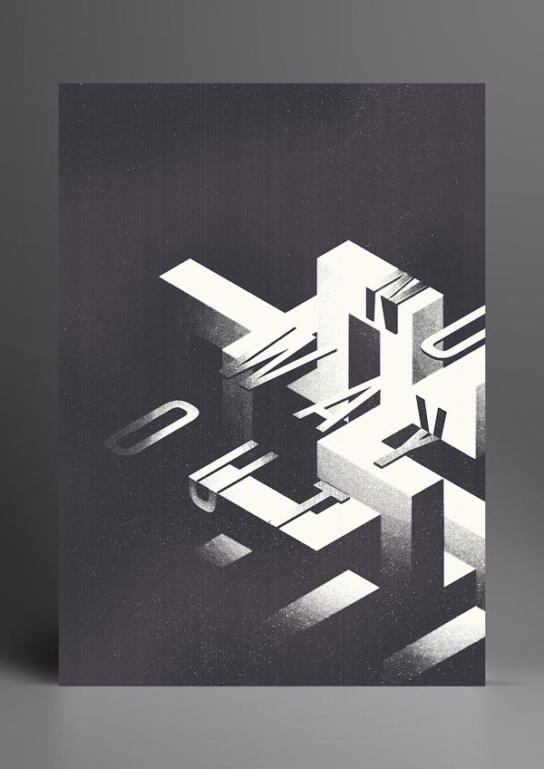 Graphic Art of 2012 by Marius Roosendaal
