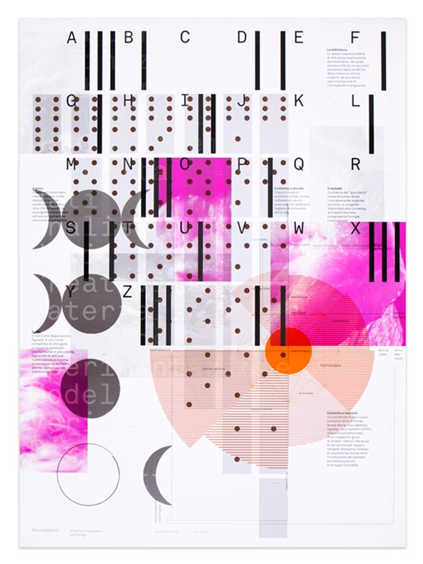 Graphic Poster Design by Miulli Associati