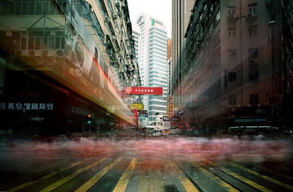 Hong Kong City Movements Photography