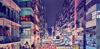 Hong Kong Urban Photography by Thomas Birke