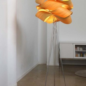 LZF Link Floor Lamp - Interior Design by Ray Power