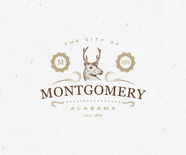 Montgomery Rebranding Design Concept By John Wilson